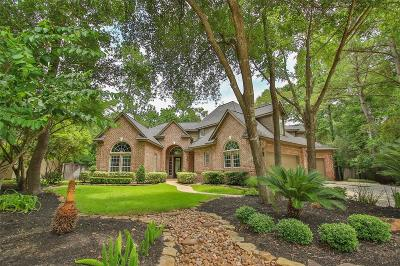 The Woodlands Single Family Home For Sale: 6 Edgecliff Place