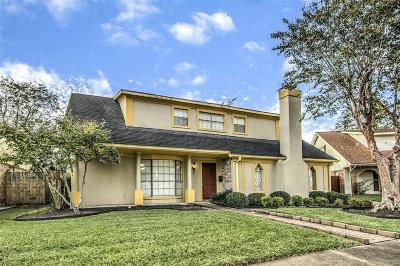 Pasadena Single Family Home For Sale: 4103 War Admiral Drive