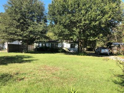 Conroe TX Single Family Home For Sale: $94,500