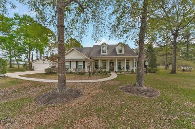 Montgomery County Single Family Home For Sale: 24017 Misty Lake Circle