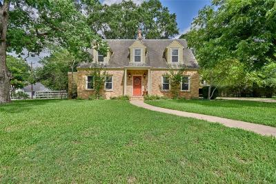 Austin County Single Family Home For Sale: 252 S Bell Street