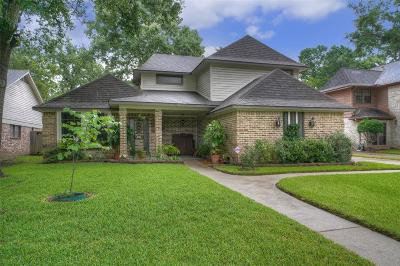 Conroe TX Single Family Home For Sale: $209,900