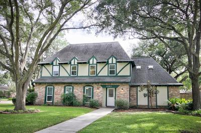 Houston Single Family Home For Sale: 2003 Briarcrest Drive