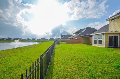 Rosenberg Single Family Home For Sale: 9334 Turnbull Lane