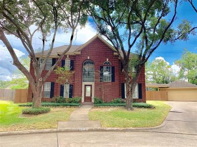Houston Single Family Home For Sale: 1314 Rosemeadow Court
