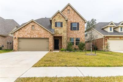 Cypress Single Family Home For Sale: 14814 Cypresswood Springs Lane