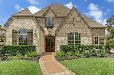 Friendswood Single Family Home For Sale: 1124 Rymers Switch Lane