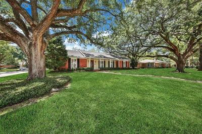 Houston Single Family Home For Sale: 5627 Terwilliger Way