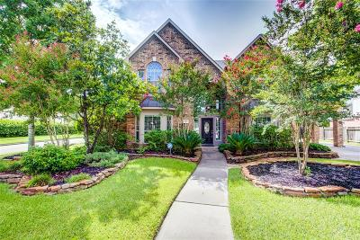 Summerwood Single Family Home For Sale: 15414 Stone Gables Lane