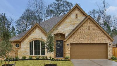 New Caney Single Family Home For Sale: 18747 Montero Lane