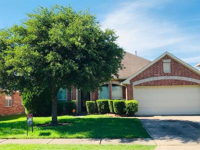 Fresno TX Single Family Home For Sale: $198,000