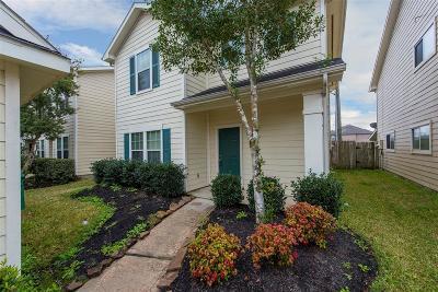 Missouri City Single Family Home For Sale: 7422 Rabbitt Ridge
