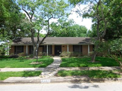 Galveston County, Harris County Single Family Home For Sale: 4903 Braesvalley Drive