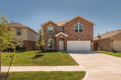 Texas City Single Family Home For Sale: 12721 Pirate Bend Drive