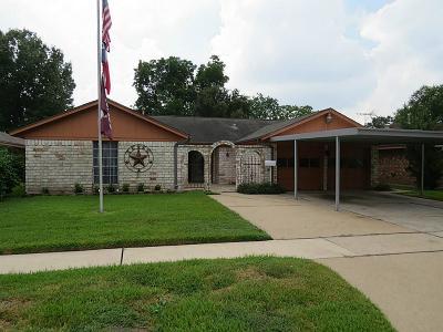 Deer Park Single Family Home For Sale: 1514 New Orleans Street