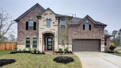 Fall Creek Single Family Home For Sale: 14503 Emma Springs Court