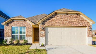 Houston Single Family Home For Sale: 15407 Meandering Post