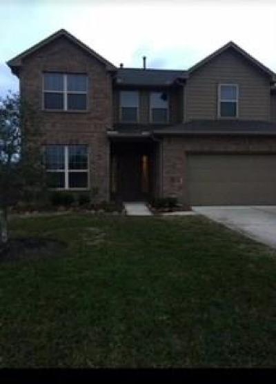Hitchcock Single Family Home For Sale: 7127 Sunrise Drive