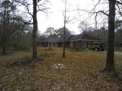 Conroe Single Family Home For Sale: 16015 Creighton Road