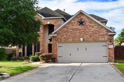 Baytown Single Family Home For Sale: 9923 Lynnwood