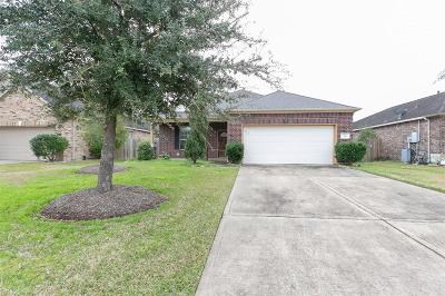 League City Single Family Home For Sale: 518 Redbridge