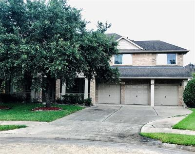 Pearland Single Family Home For Sale: 11303 Softbreeze Court