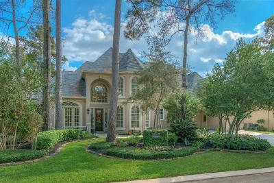 The Woodlands Single Family Home For Sale: 319 S Silvershire Circle