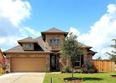 Rosenberg Single Family Home For Sale: 5910 Jasper Terrace Lane