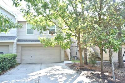 The Woodlands Condo/Townhouse For Sale: 95 Anise Tree Place