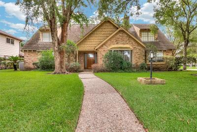 Sugar Land Single Family Home Option Pending: 911 Eastwood Ct Court