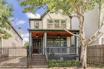 Houston Single Family Home For Sale: 917 W 24th Street