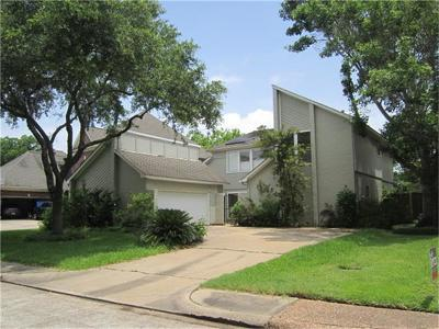 Sugar Land Single Family Home For Sale: 419 Lakeside Boulevard