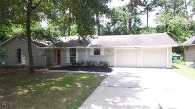 Single Family Home For Sale: 24818 Spring Creek Drive