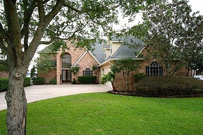 Conroe Single Family Home For Sale: 2609 Sand Shore Drive