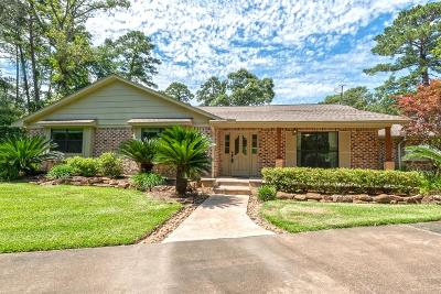 Magnolia Single Family Home For Sale: 14310 Decker Drive