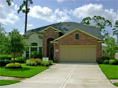 Humble Single Family Home For Sale: 11822 Manasses Springs Lane