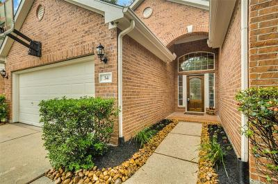 Conroe Single Family Home For Sale: 34 Harmony Hollow Court