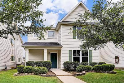 Katy Single Family Home For Sale: 20846 Settlers Lake Circle