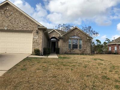 La Porte Single Family Home For Sale: 3536 Bayou Forest Drive