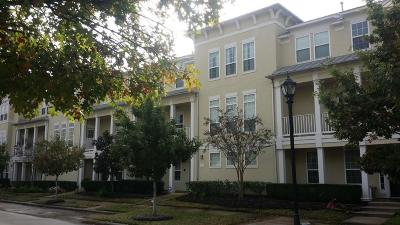 The Woodlands TX Condo/Townhouse For Sale: $428,450