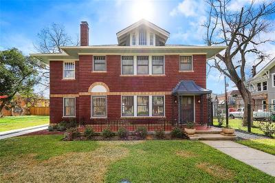 Montrose Single Family Home For Sale: 709 Kipling Street