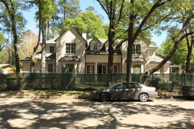 Houston Single Family Home For Sale: 10606 Fairlane Drive