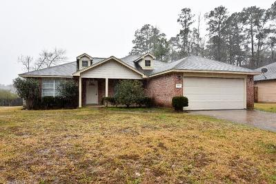 Willis Single Family Home For Sale: 9072 Val Verde Way