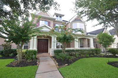 Riverstone Single Family Home For Sale: 6606 Mistyleaf Lane