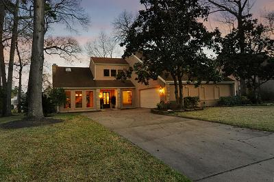 Humble TX Single Family Home For Sale: $319,900