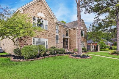 Galveston County, Harris County Single Family Home For Sale: 2408 Eagles Way Drive