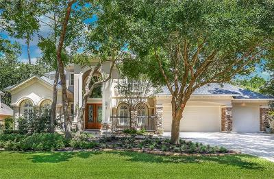 The Woodlands Single Family Home For Sale: 10 Snow Pond Place