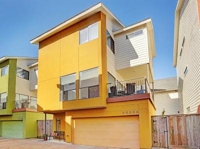 Houston Single Family Home For Sale: 4505 Eigel Street #A