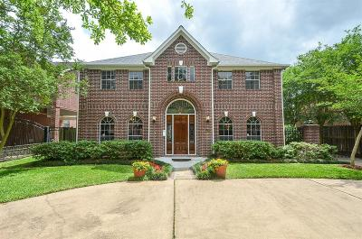 Bellaire Single Family Home For Sale: 5207 Laurel Street