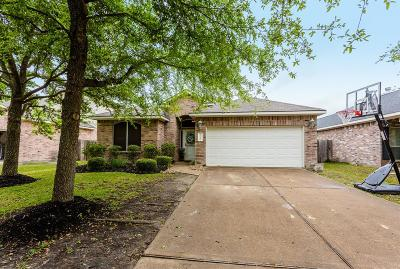 Conroe Single Family Home For Sale: 31618 Forest Oak Park Court